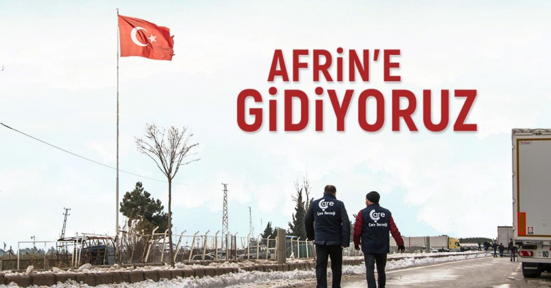 We Are Going To Afrin