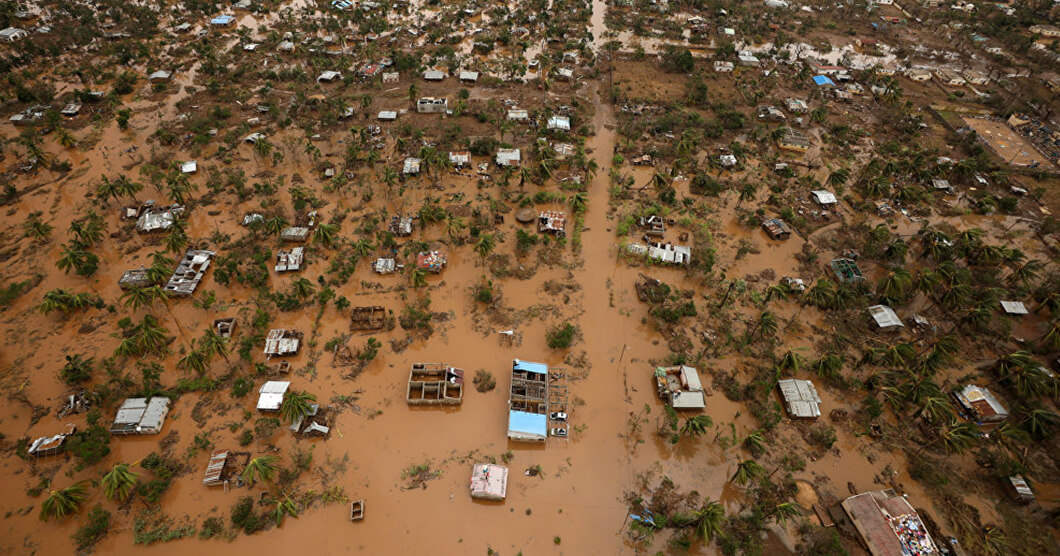Emergency Aid for Cyclone Idai