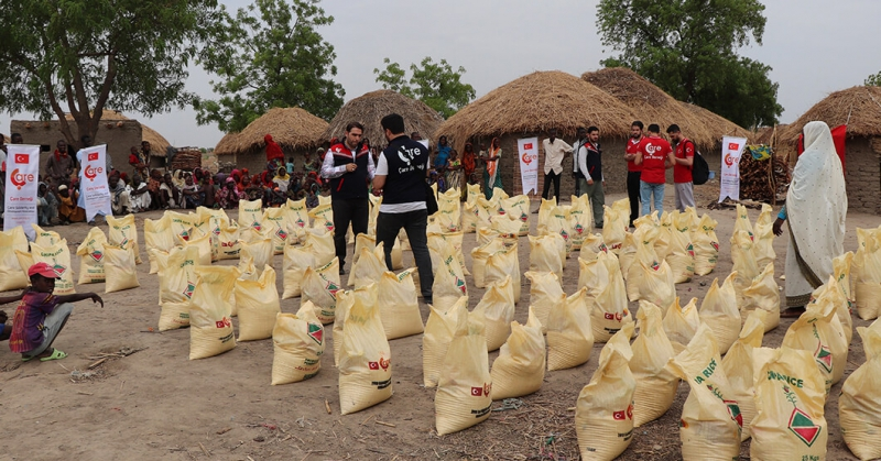 Ramadan Donations Arrived To Cameroon