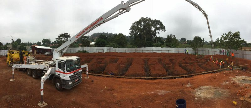 The Ground Has Been Broken For 500 Student Capacity Uganda Education Complex