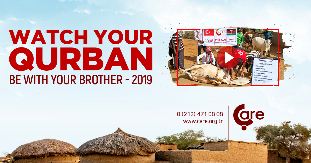 Be With Your Brother - 2019 Qurban