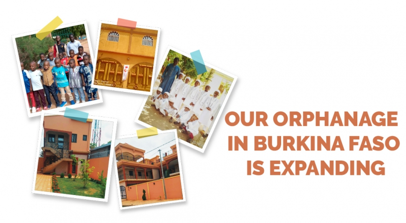Our Orphanage in Burkina Faso Is Expanding!