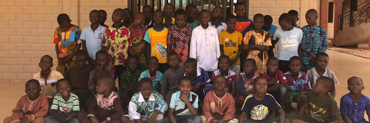 Burkina Faso Orphanage in New Building with 30 New Orphans!