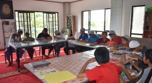 Training Programs for Converts at the Care Madrasah in the Philippines!
