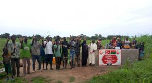 190. Shared Water Well Opened in Burkina Faso!