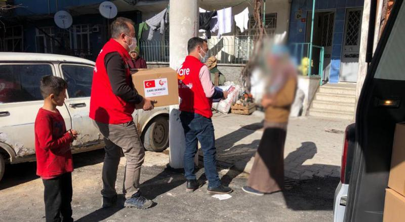 Our Assistance Continues in Kutahya!